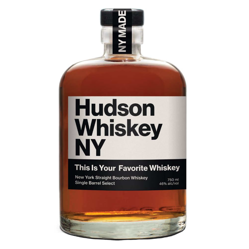 Hudson This Is Your Favorite Whiskey