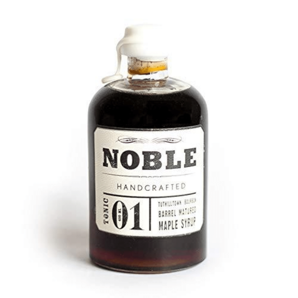 Noble Barrel Matured Maple Syrup
