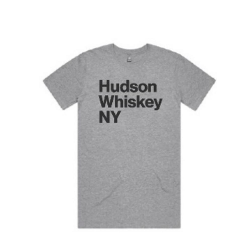 Hudson Whiskey NY T-Shirt Front