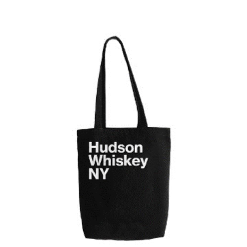 Hudson Whiskey NY Tote Bag Front