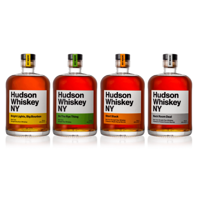 Hudson Whiskey NY Bundle