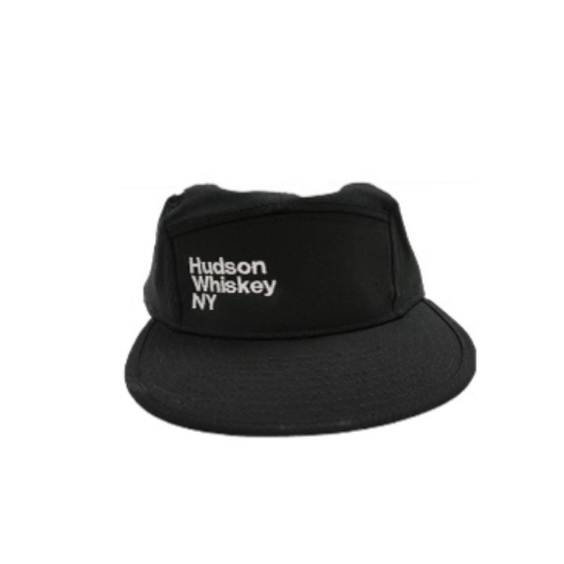 Hudson Whiskey NY 5-Panel Hat Front