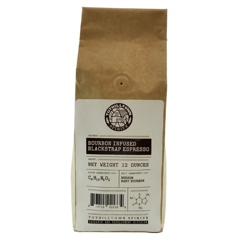 Tuthilltown Bourbon Barrel Roasted Coffee