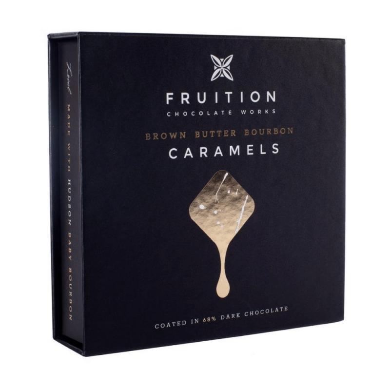 Fruition Brown Butter Bourbon Caramels