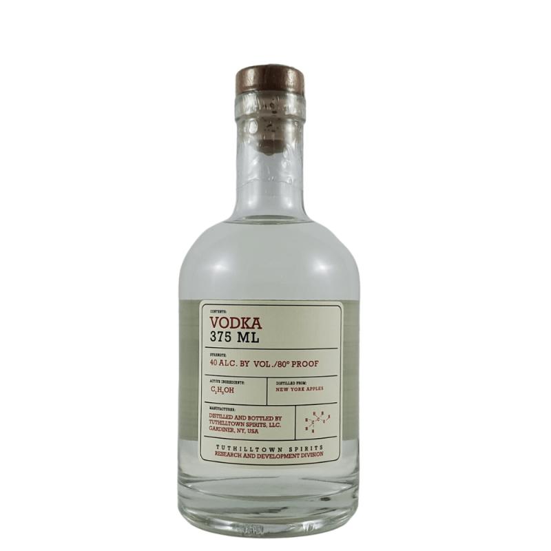 Tuthilltown Apple Vodka 375mL