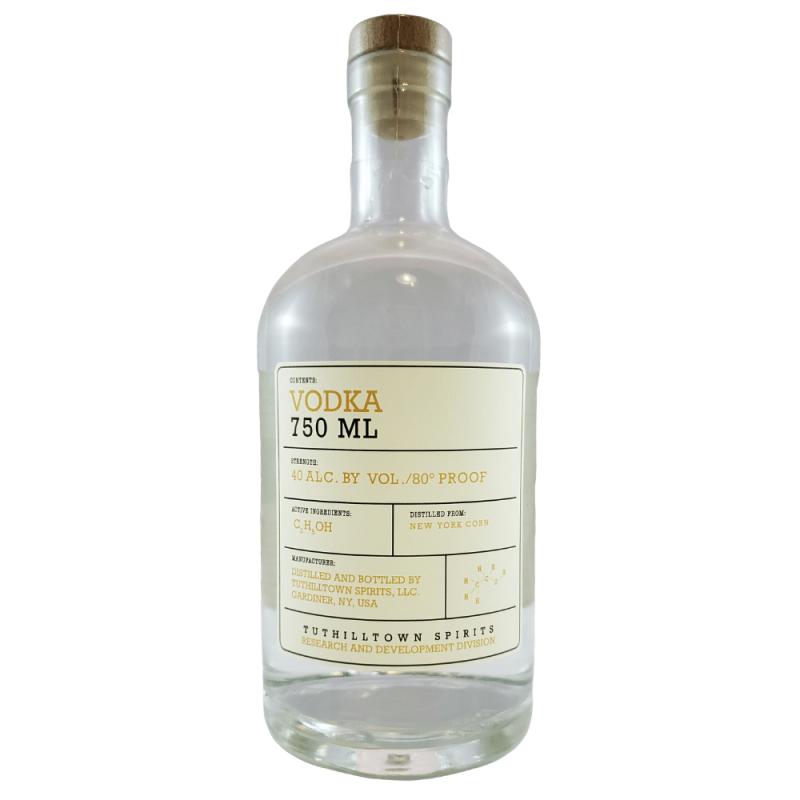 Tuthilltown Corn Vodka 750mL